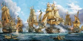 Námořní bitva