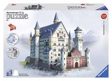 Neuschwanstein 3D 216d - 1