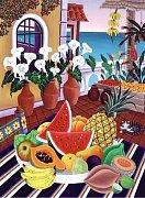 Ovoce na balkónu