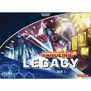 Pandemic Legacy: Modrý
