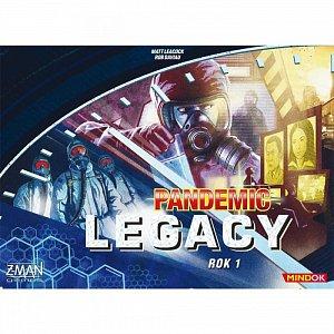 Pandemic Legacy: Modrý - 1