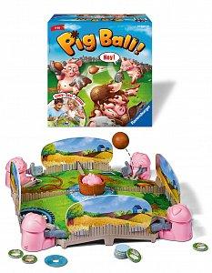 Pig Ball hra - 1