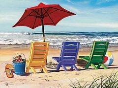 Plážová lehátka