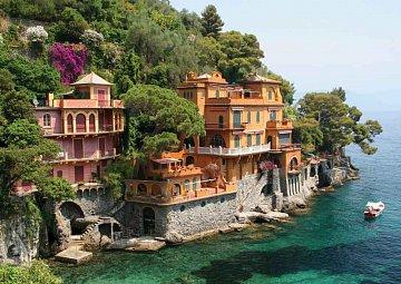 Pobřežní vily Portofino, Itálie - 1