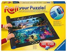 Podložka na sestavení puzzle až do 1500 dílků. \'15