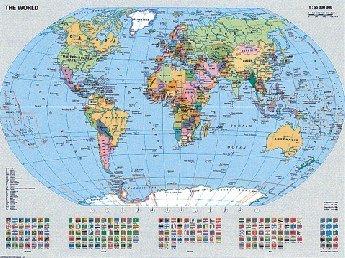 Politicka Mapa Sveta