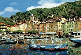 Portofino, Itálie