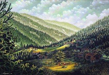 Práce v horách - 1