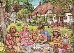Přátelé na pikniku