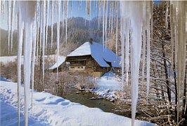 Schwarzwald, Německo