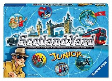 Scotlandiard junior hra - 1