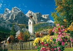 Sellagruppe, Dolomity