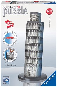 Šikmá věž v Pise 3D 216 - 1