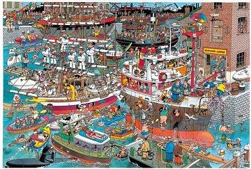 Šílený přístav - 1