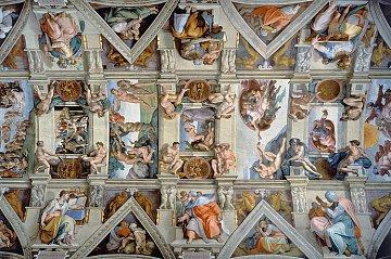 Sistine Chapel 5000d - 2