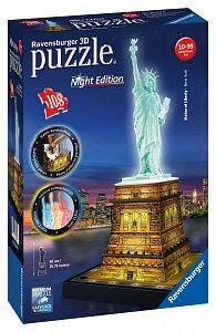 Socha Svobody 3D (Noční edice) 108d - 1
