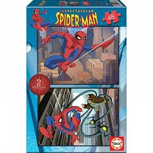 Spiderman Kresleny Puzzle Prodej Cz