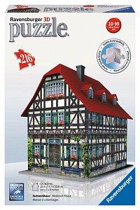 Středověký dům 3D 216d - 1