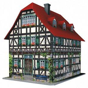 Středověký dům 3D 216d - 2