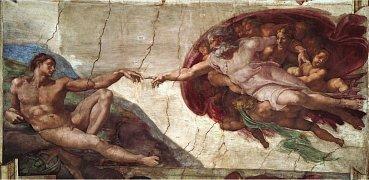 Stvoření Adama
