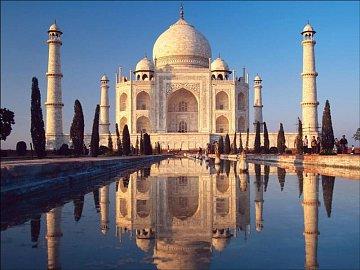 Taj Mahal 216 dílků - 2