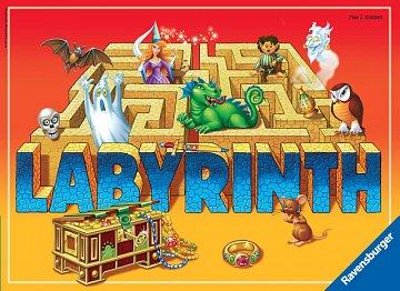 Tajemnice Labyrinthu hra - 2