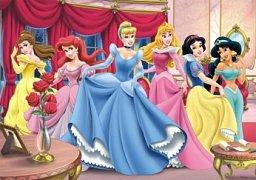 Tančící princezny