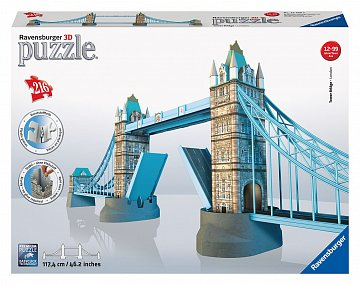 Tower Bridge 3D - 1