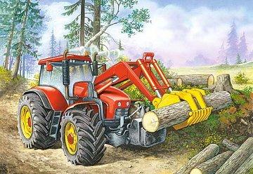 Traktor nakladač - 1