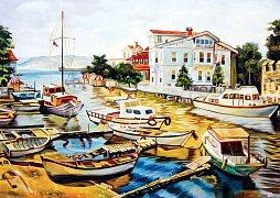 Úzký přístav