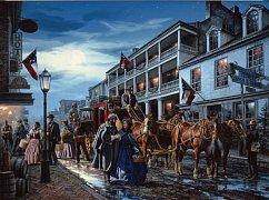 Vánoce ve staré Americe