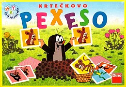 Velké Krtečkovo pexeso