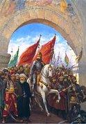 Vjezd do Cařihradu
