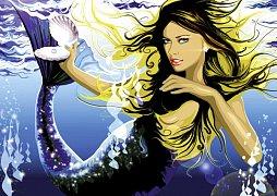 Vodní panna