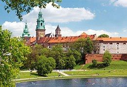 Wawel, Královský hrad, Krakov, Polsko