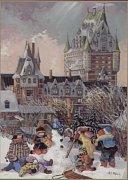 Zima v Quebecu