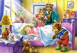 Zlatovláska a medvídci