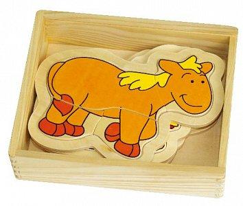 Zvířátka v krabičce - 1